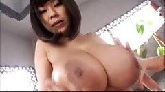 Ria Sakuragi – Japanese huge natural tits!